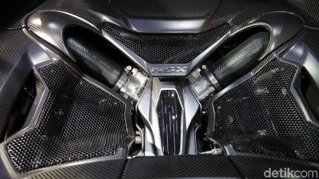Mid engine Honda NSX