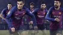 Melihat Jersey Musim 2018/2019 Tim-Tim Top Eropa