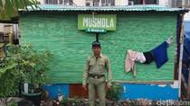 Melihat Kampung Kunir Jakbar yang akan Dibangun Shelter