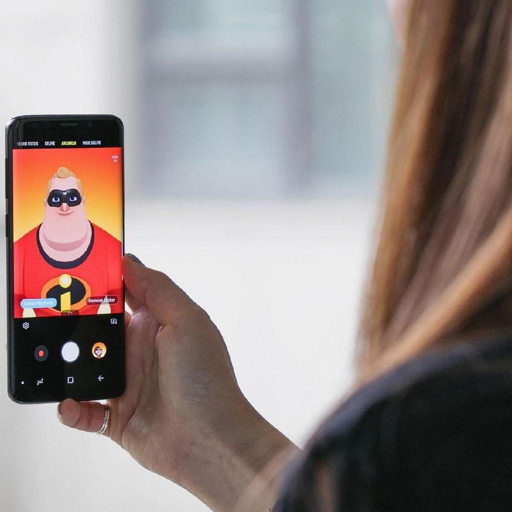 Keluarga The Incredibles Ramaikan AR Emoji Samsung