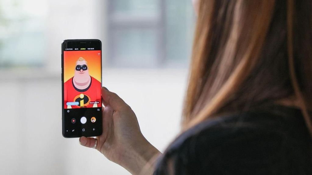 Keluarga The Incredibles Ramaikan AR Emoji Samsung