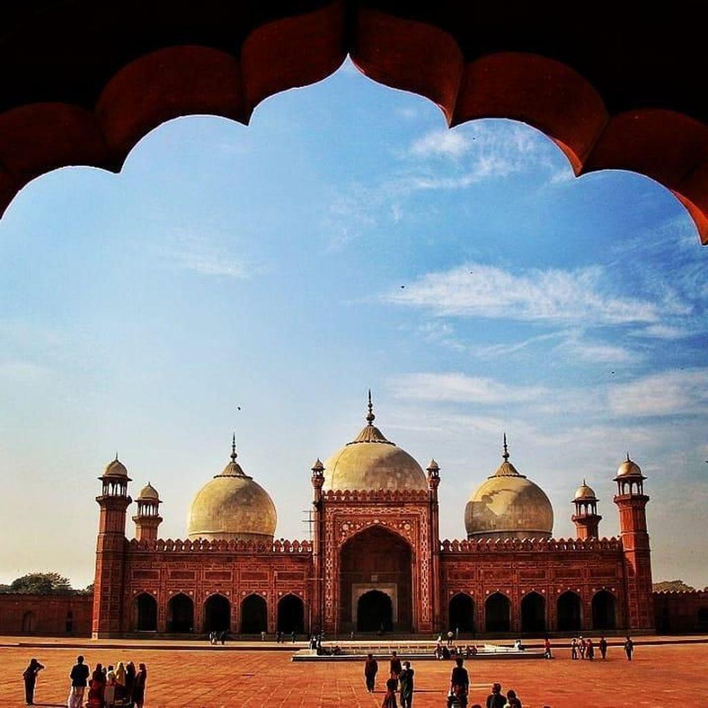 Foto: Masjid Terbesar Dunia Selama 313 Tahun
