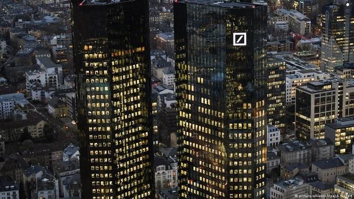 Deutsche Bank Akan Rumahkan 7000 Personil Lagi Sampai 2019
