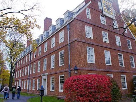 Harvard University / Universitas