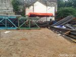 Drum Meledak Dekat PN Jaksel Ada di Proyek Apartemen, Brimob Masuk