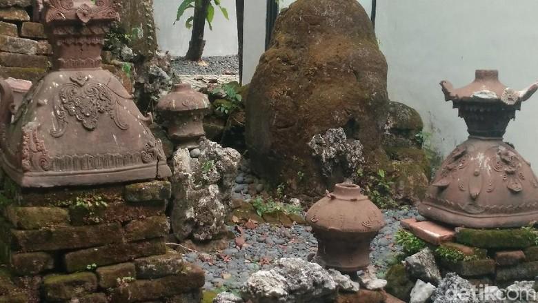 Situs Sirara Denok di Cirebon (Sudirman Wamad/Cirebon)