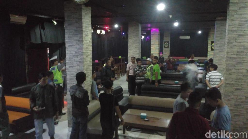 Polisi Tutup 2 Klub Malam di Pangkalpinang
