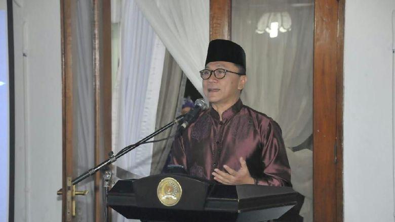 Ketua MPR: Jangan Sampai Kita Rusak Persatuan karena Politik