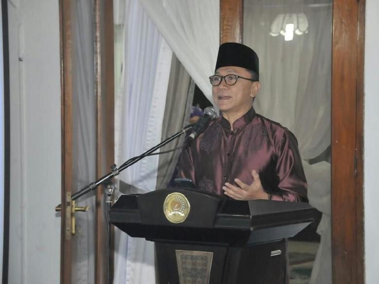 Tahun Politik, Ketua MPR Minta ICMI Jadi Perekat Persatuan