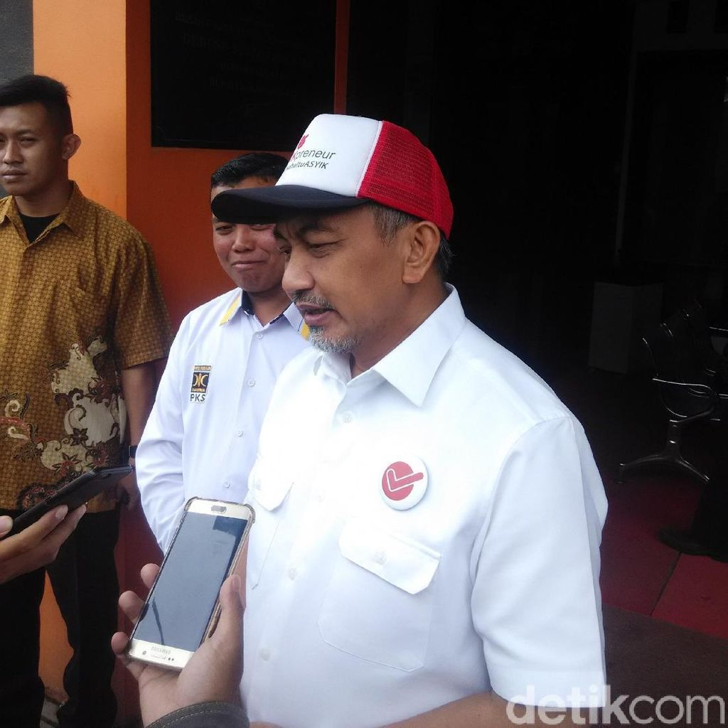 Syaikhu Berharap Sanksi Insiden Kaos #2019GantiPresiden Berkeadilan