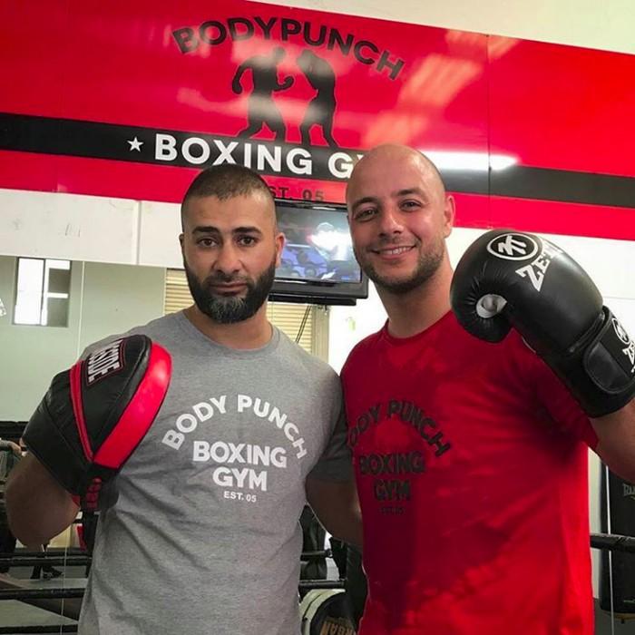 Maher Zain mengaku lebih senang olahraga tinju karena tingginya tuntutan fisik yang dibutuhkan. (Foto: instagram/maherzainofficial)