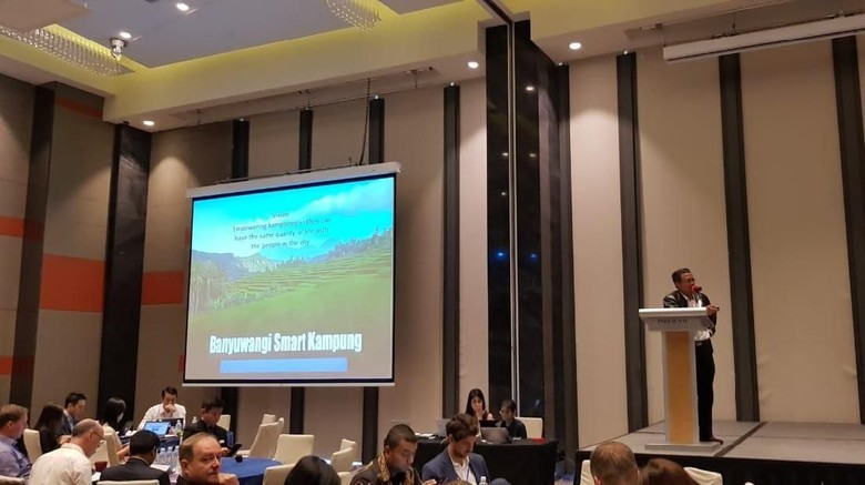 Banyuwangi Presentasikan Smart Kampung di Forum Kota Cerdas ASEAN