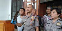 Dor! Polantas Tembak Mati Maling Pembobol Rumah di Bandung