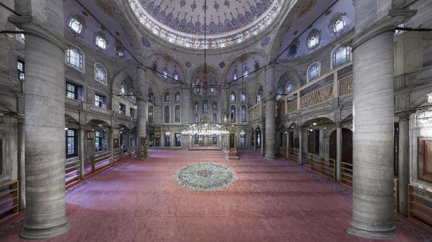 Menahan Lapar 17 Jam di Turki