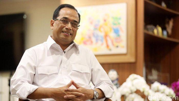 detikcom melakukan wawancara khusu dengan Menteri Perhubungan Budi Karya Sumadi terkait persiapan pemerintah mengantisipasi Mudik 2018.
