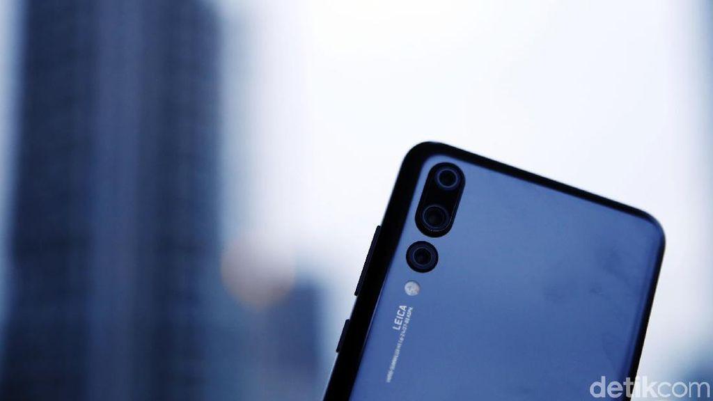 Huawei P30 Pro Bakal Pakai Layar OLED