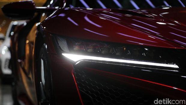 Lampu mobil Honda NSX