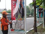 Banner Asian Games Dicoret, Anies: Jangan Dirusak!
