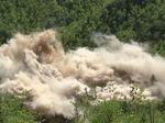 Korut Ledakkan 3 Terowongan Nuklir