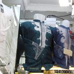 Baju Koko Black Panther di Tanah Abang Tersedia Warna-warni Lho