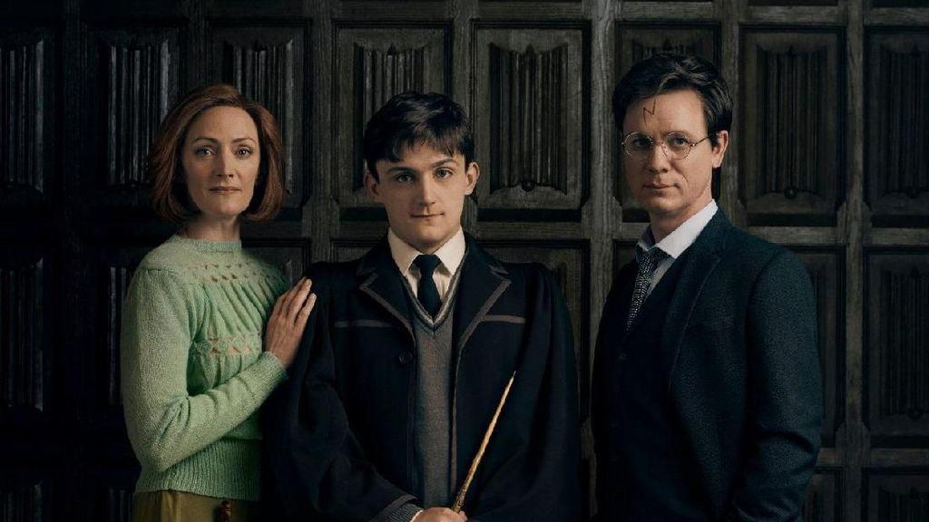 Impian Jadi Nyata bagi Jamie Ballard Berperan Sebagai Harry Potter