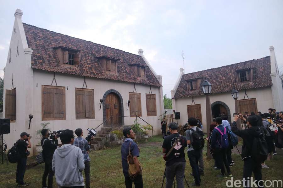 Menengok Lokasi Syuting Bumi Manusia di Yogyakarta