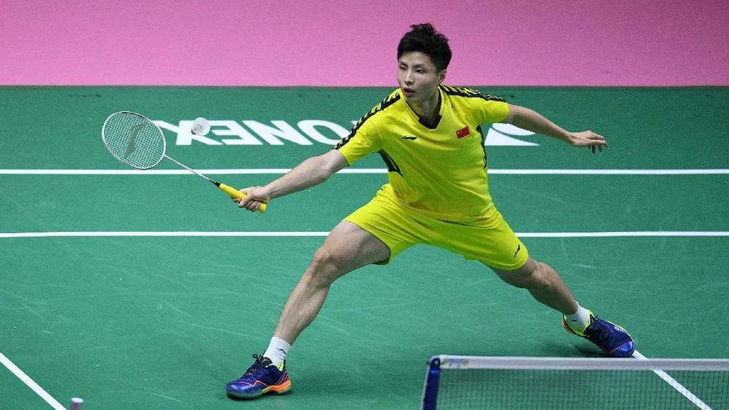 Kalahkan Jepang, China Juara Piala Thomas 2018