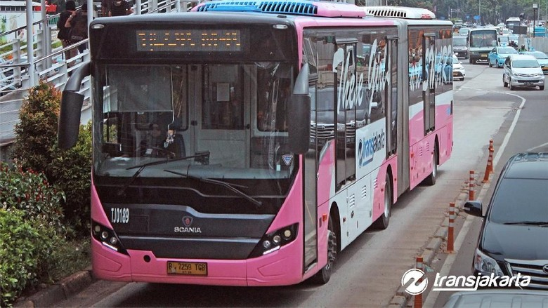 TransJakarta Beroperasi Pukul 09.00 Saat Lebaran