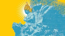 Infografis Perjuangan 28 Tahun Membangun Garuda Wisnu Kencana