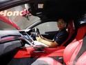 Sensasi Duduk di Mobil Super Honda