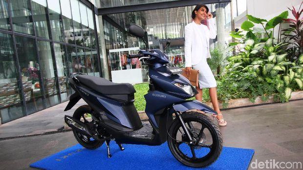 Suzuki Nex II dirilis bulan April 2018, harga diumumkan bulan Mei.