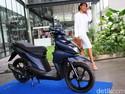 Suzuki Mulai Pasarkan Nex Generasi Kedua