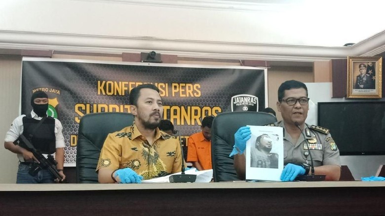 Polisi Tembak Mati Pimpinan Pembobol Pusat Gadai