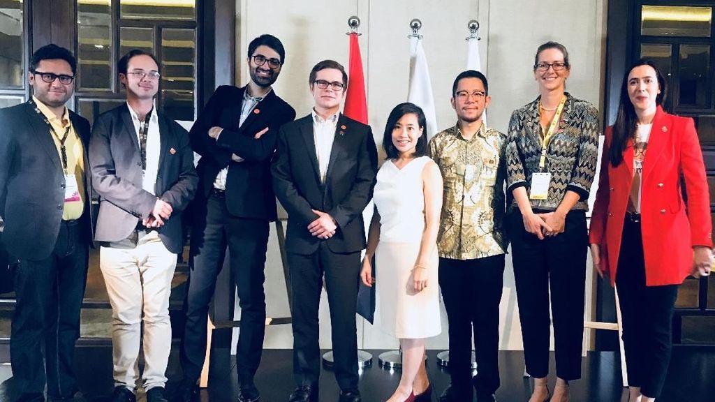 Fintech Syariah Asal Indonesia Curi Perhatian Dunia