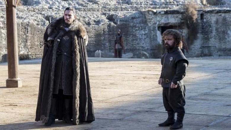 Pemeran Game of Thrones bersama Pasangan Asli Mereka