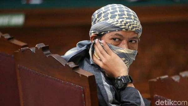 Bantah Terlibat Bom Thamrin, Aman Abdurrahman Siap Divonis