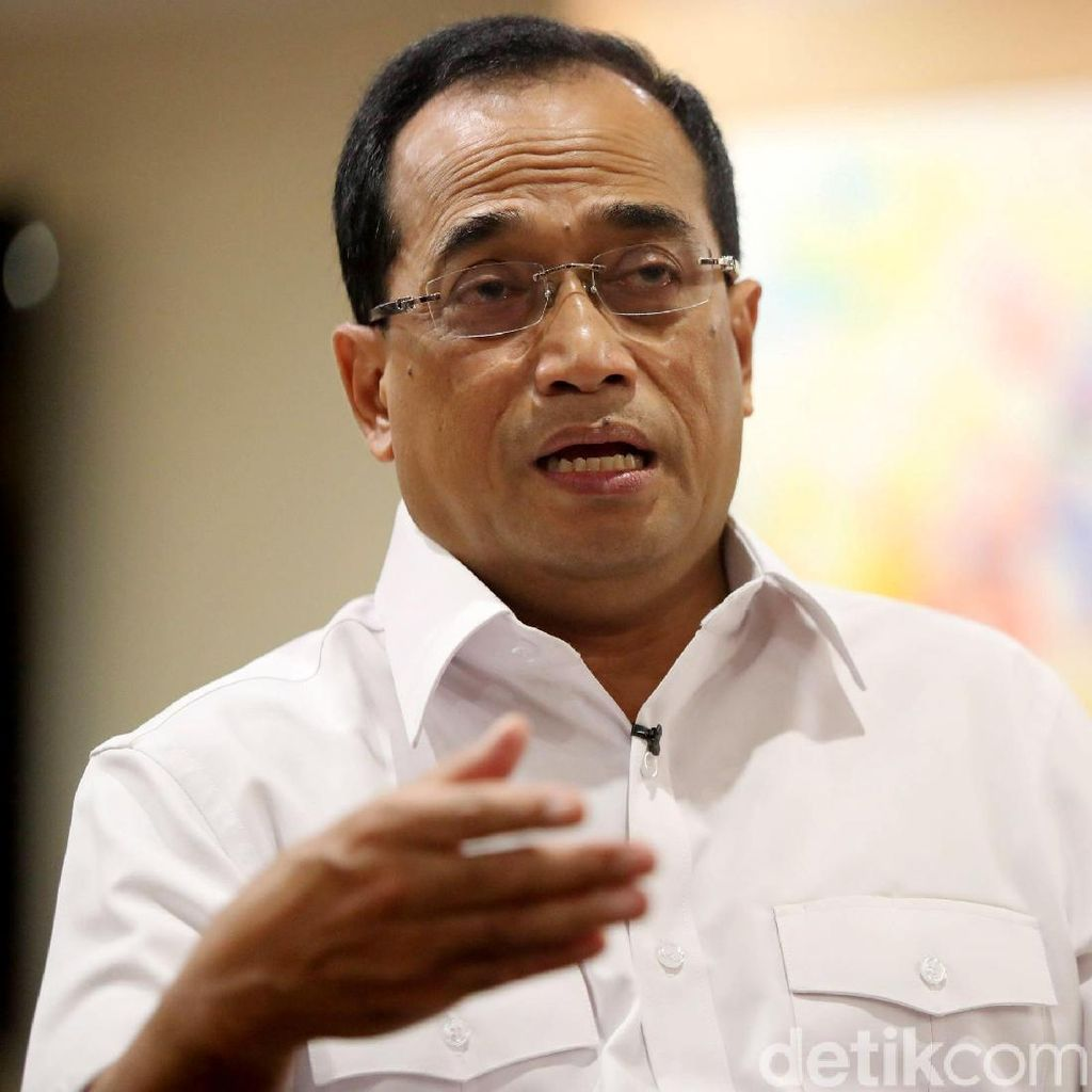 Menhub Tepis Tuduhan Prabowo LRT Di-Mark Up