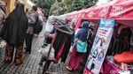 Belanja Murah Meriah di Bazar Ramadan Walikota Jakut