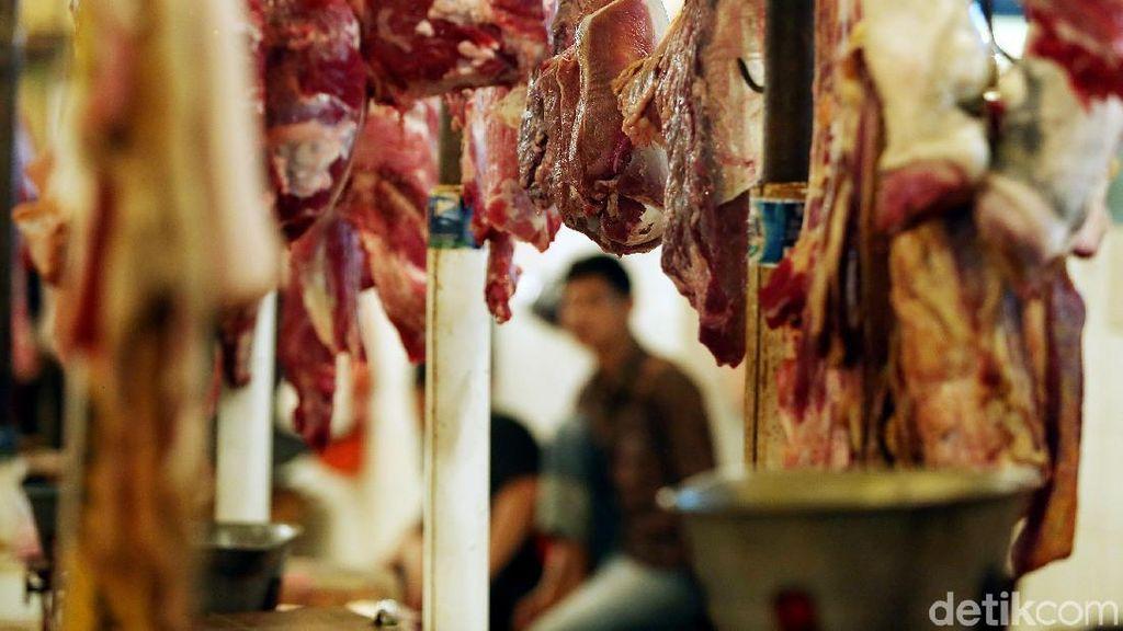 Ramadan Sepekan Lebih, Harga Daging Sapi Rp 110.000/Kg