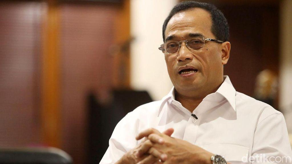 Habiburokhman Dipolisikan, Menhub: Hukum Harus Berjalan