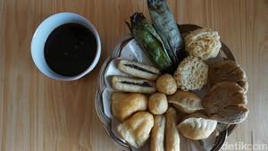 Pempek Sanjo: Gurihnya Pempek Cerewet dengan Celimpungan Berkuah Santan