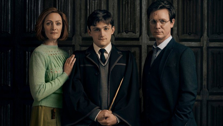 Intip Potret Para Pemain Harry Potter and the Cursed Child Musim ke-3
