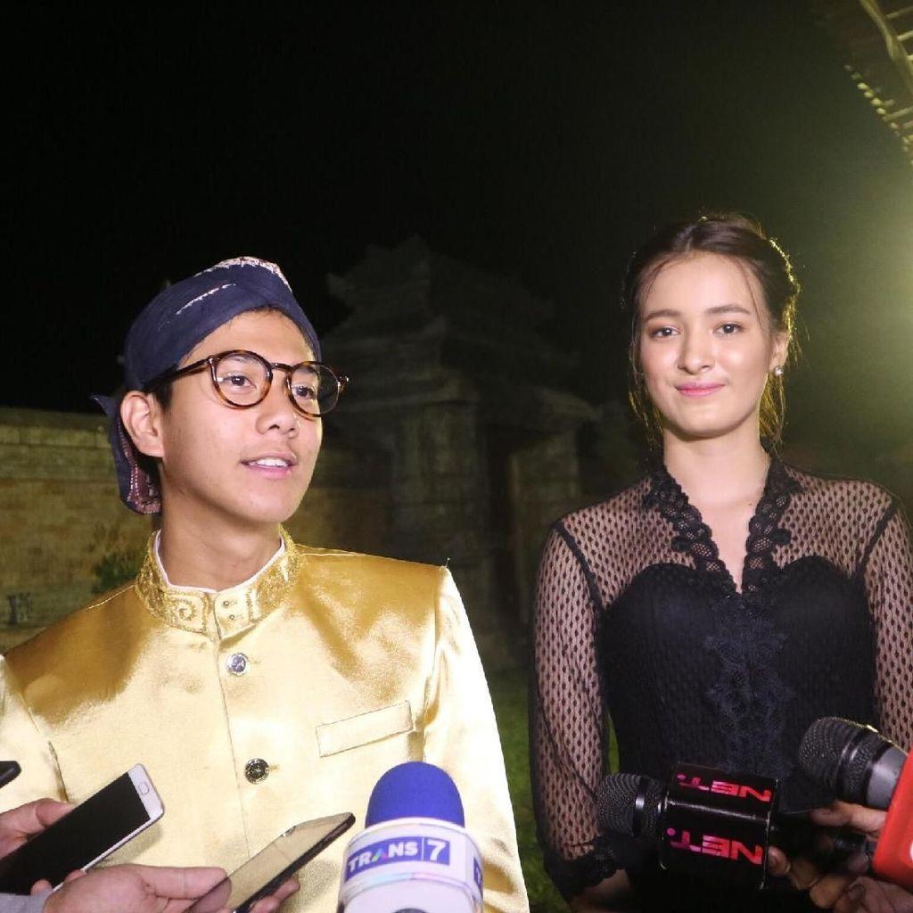 Bangun Chemistry, Iqbaal Ramadhan Intip Playlist Lagu Mawar Eva