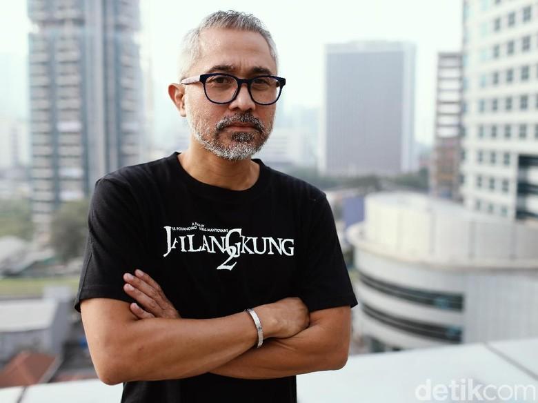 Lukman Sardi Riset Mendalam demi Jadi Amir Hamzah
