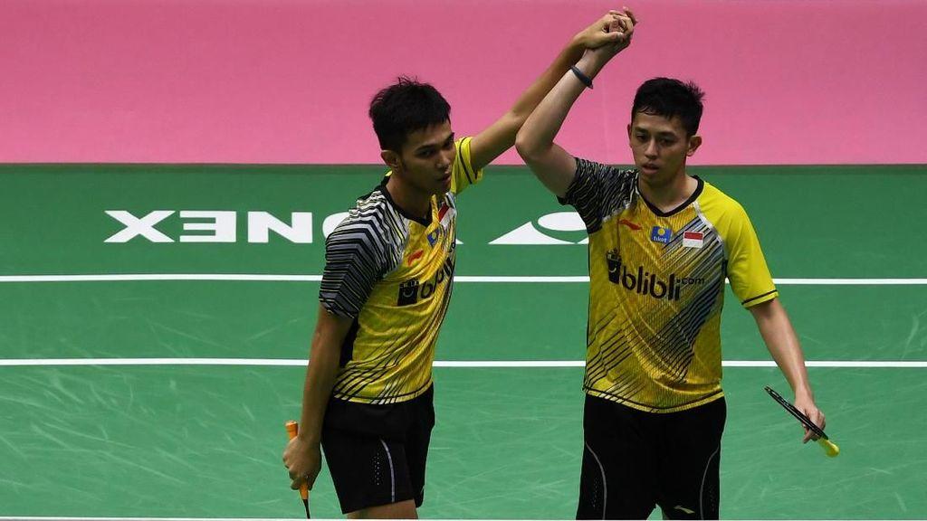 Indonesia ke Semifinal Piala Thomas, Susy Susanti: Perjuangan Akan Makin Berat