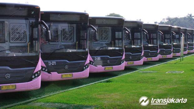 Bus Wanita