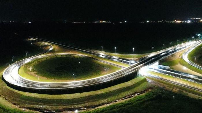 Jalan tol Palembang-Indralaya, jalan tol pertama di Sumatera Selatan (Sumsel)