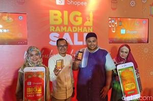 Masuk Ramadan, Shopee Kebanjiran Order Pakaian Muslim