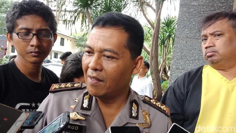 Polisi: Kader IMM Ditangkap soal Hoax Selingkuh Mentan-Bupati Pandeglang