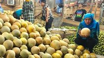Ke Pasar Induk Malang, Khofifah: Perlu Pembenahan Agar Nyaman